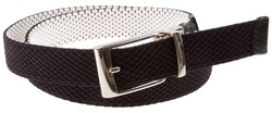 Paul & Shark Navy-White Double Face Bretagne Belt Navy-Wit