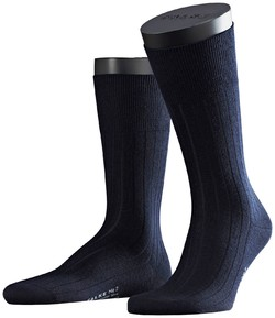 Falke No. 2 Socks Finest Cashmere Navy