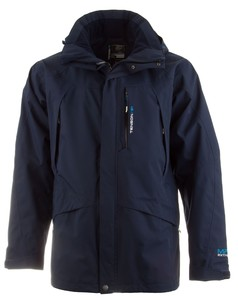 Tenson Vilgot Jacket Blue