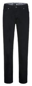 Gardeur Nevio-8 Cashmere Cotton 5-Pocket Zwart