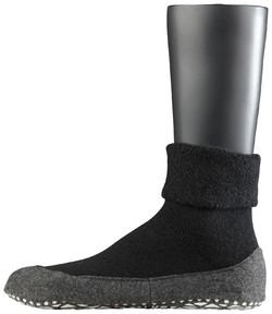 Falke Cosyshoe Socks Black