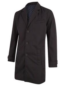 Cavallaro Napoli Dando Coat Zwart