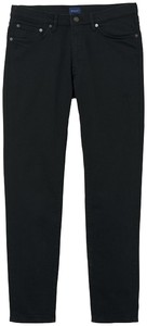 Gant Slim Straight Jeans Black Worn In