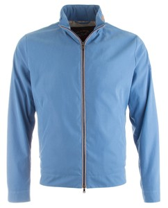 Paul & Shark SuperSoft MicroFiber Jacket Midden Blauw