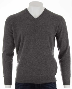 Alan Paine Albury Geelong V-Neck Pullover Derby