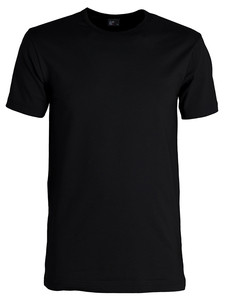 Alan Red Iowa T-Shirt T-Shirt Black