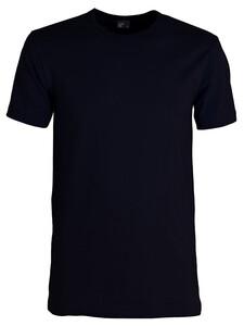 Alan Red Iowa T-Shirt T-Shirt Navy