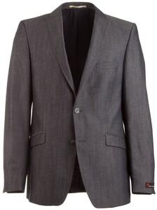 Atelier Torino Cassio Fine-Structure Jacket Anthracite Grey