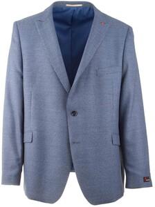 Atelier Torino Cassio Fine-Structure Jacket Light Blue