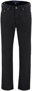 Gardeur Nevio 5-Pocket Jeans Zwart