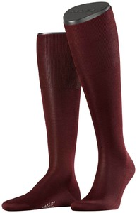 Falke No. 4 Pure Silk Knee High Barolo