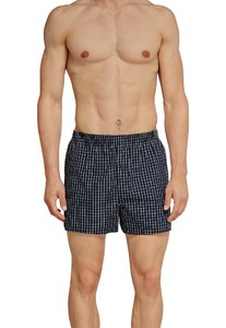 Schiesser Original Classics Boxershort Dark Evening Blue