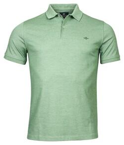 Baileys 2-Tone Oxford Poloshirt Deep Grass Green