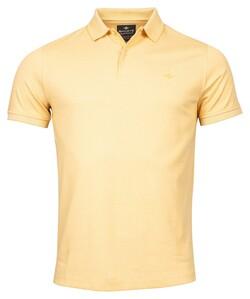 Baileys 2-Tone Oxford Poloshirt York Yellow