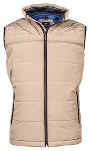 Baileys Bodywarmer Uni Fine Line Body-Warmer Camel