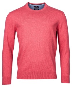 Baileys Crew Neck Uni Pima Cotton Trui Raspberry Wine