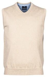 Baileys Spencer Single Knit Pima Cotton Slip-Over Beige