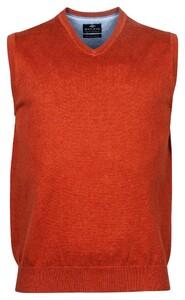 Baileys Spencer Single Knit Pima Cotton Slip-Over Brique