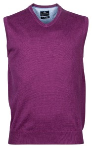 Baileys Spencer Single Knit Pima Cotton Slip-Over Cassis