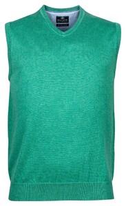 Baileys Spencer Single Knit Pima Cotton Slip-Over Zeegroen