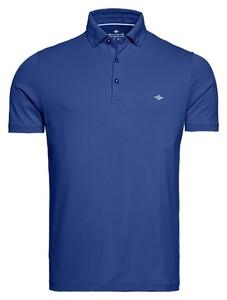 Baileys Uni Polyamide Poloshirt Poloshirt Blue