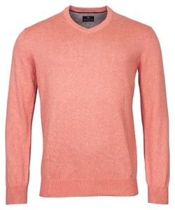 Baileys V-Neck Pullover Pullover Desert Rose