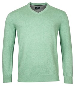 Baileys V-Neck Pullover Pullover Light Green