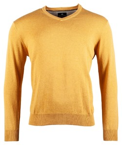 Baileys V-Neck Pullover Pullover Yellow