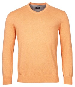 Baileys V-Neck Pullover Trui Coral Reef