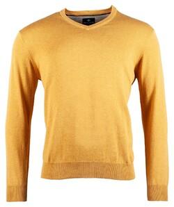 Baileys V-Neck Pullover Trui Geel