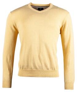 Baileys V-Neck Pullover Trui York Yellow