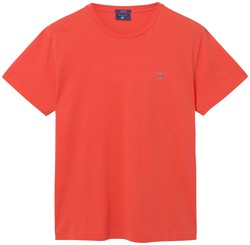 Gant Gant The Original T-Shirt Strong Coral