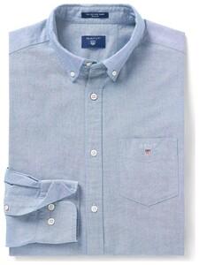 Gant The Oxford Shirt Blue Coral