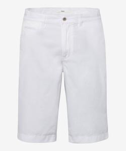Brax Bari Bermuda White
