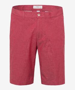 Brax Bozen Ultralight Shorts Bermuda Red Melange