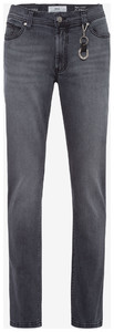 Brax Cadiz 5-Pocket Jeans Jeans Dark Grey Used