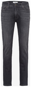 Brax Cadiz Blue Planet Jeans Silver Sea