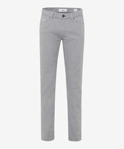 Brax Cadiz Blue Planet SQ Seaqual Pants Graphite Grey