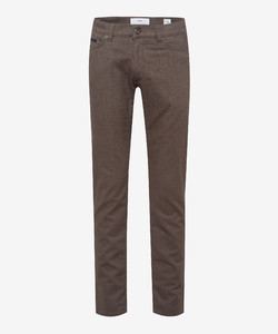 Brax Cadiz C Wool Look Broek Toffee