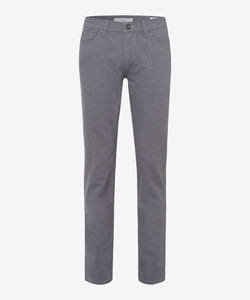 Brax Cadiz Hi-Flex Two Tone Broek Grafiet