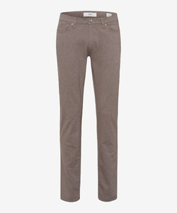 Brax Cadiz Hi-Flex Two Tone Broek Toffee