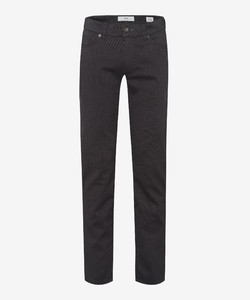 Brax Cadiz Soft Wool Look Pants Grey