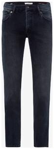 Brax Chuck Hi-Flex Denim Jeans Grey Blue Used
