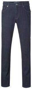 Brax Cooper Denim Jeans Donker Blauw