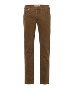 Brax Cooper Denim Jeans Zand