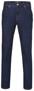 Brax Cooper Denim Jeans Zwart-Blauw