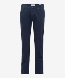 Brax Cooper Fancy Broek Midnight Navy