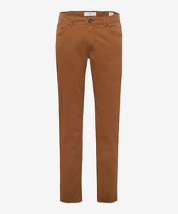 Brax Cooper Fancy Broek Nougat Brown