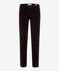 Brax Cooper Fancy Corduroy Trouser Black