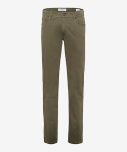 Brax Cooper Fancy Pants Olive Green